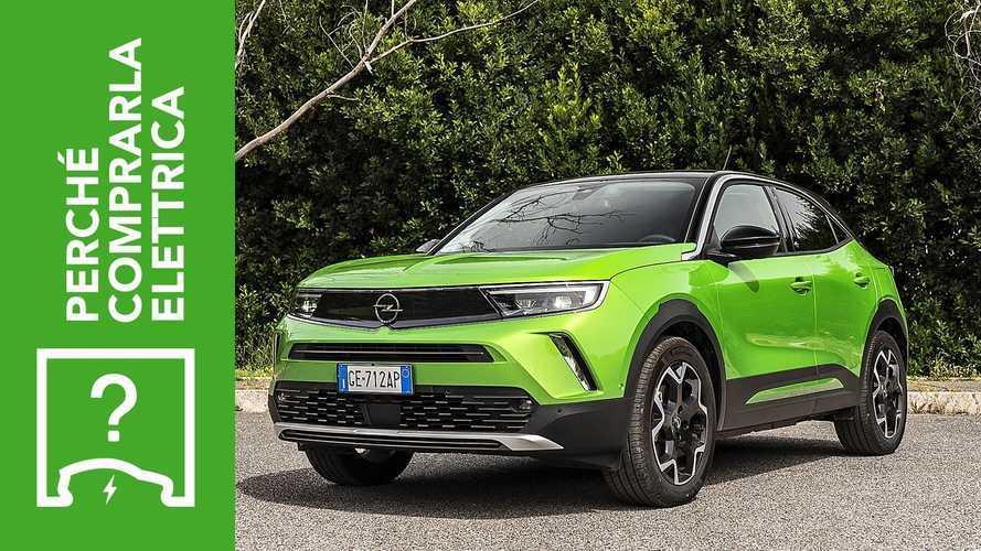 Opel Mokka-e (2021), perché comprarla elettrica e perché no