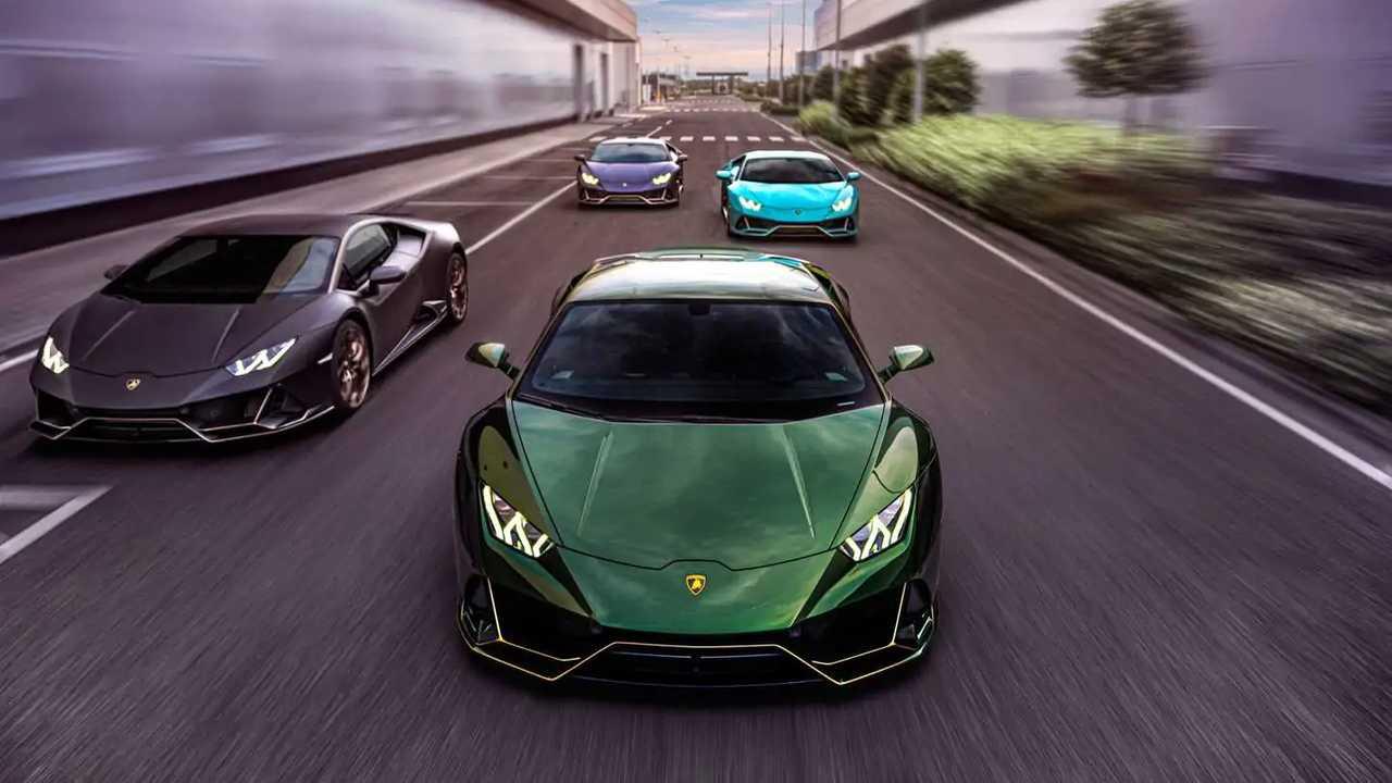 Lamborghini Huracan, le quattro edizioni speciali per il Messico