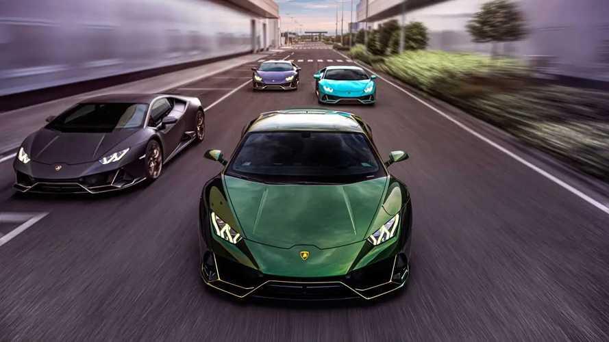 Lamborghini Huracan si fa in 4 per il Messico