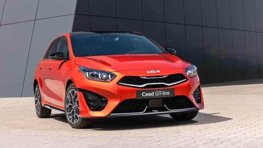 Kia Ceed restyling, nuovo look e più ausili alla guida