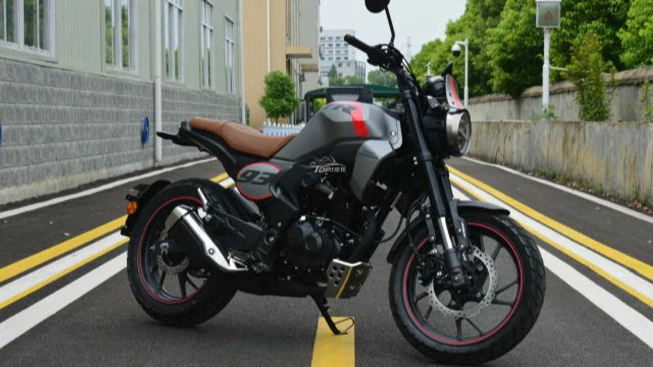 Honda Unveils New Neo-Retro CB190TR In China