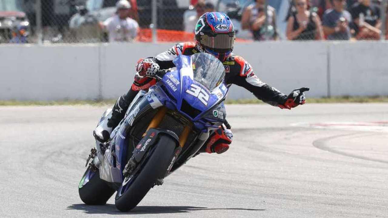 Jake Gagne MotoAmerica
