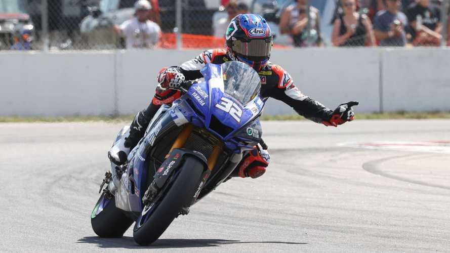 Rumor Has It: Yamaha Is Considering Jake Gagne For MotoGP