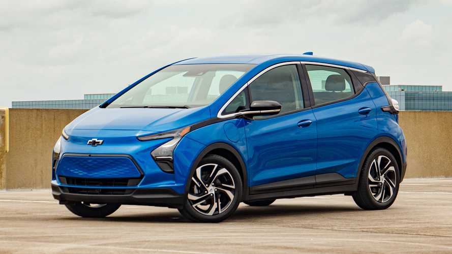 2022 Chevrolet Bolt EV: Review