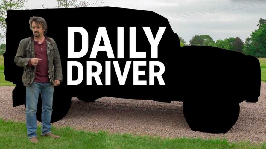 Richard Hammond Shows Off His Daily Driver