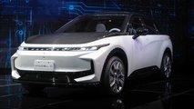 Foxconn stellt drei Elektroautos mit Ford-Namen vor