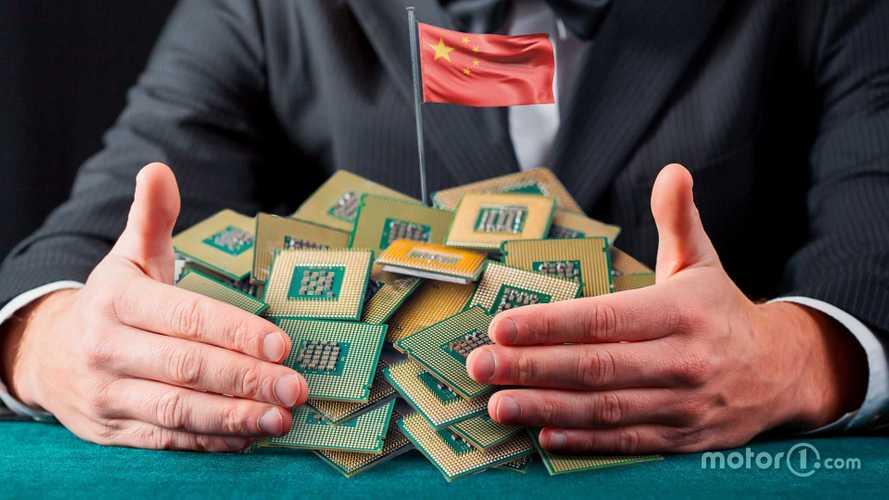 Attenta Europa: la crisi dei chip avvantaggia (tanto) le auto cinesi