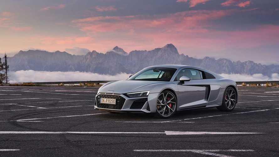 Un rumor apunta a un nuevo Audi R8 híbrido o eléctrico en 2023