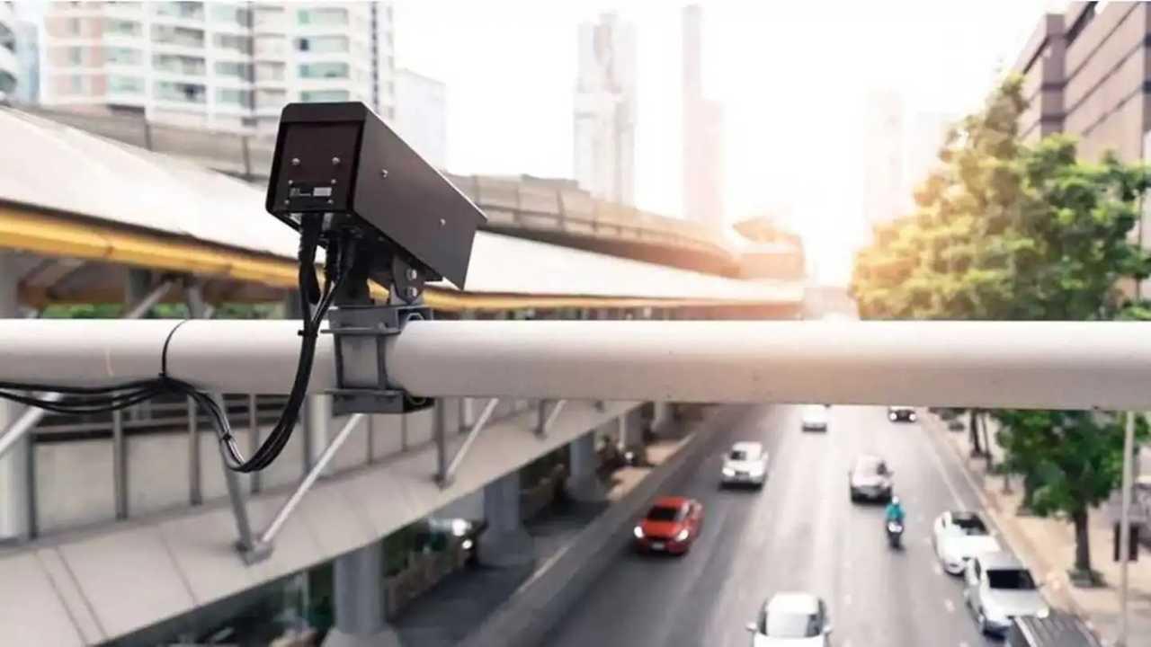 Caméra ceinture securite