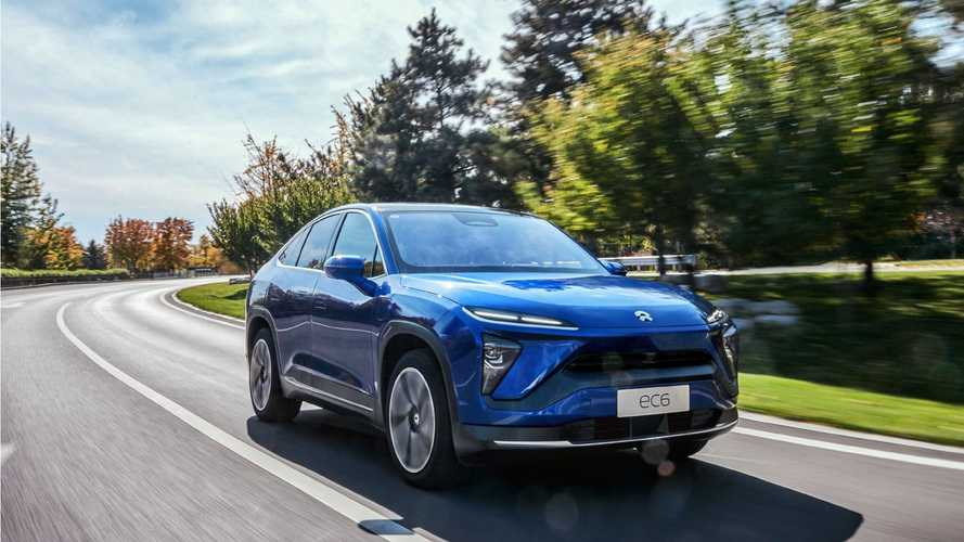 NIO Sets New Monthly Electric Car Sales Record In September 2021