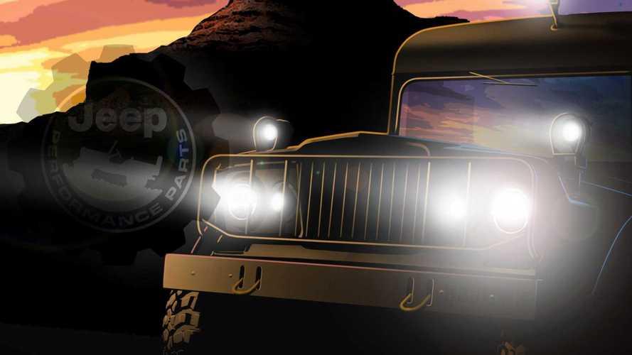 Mopar Teases Jeep, Ram Concept Builds For 2021 SEMA Show
