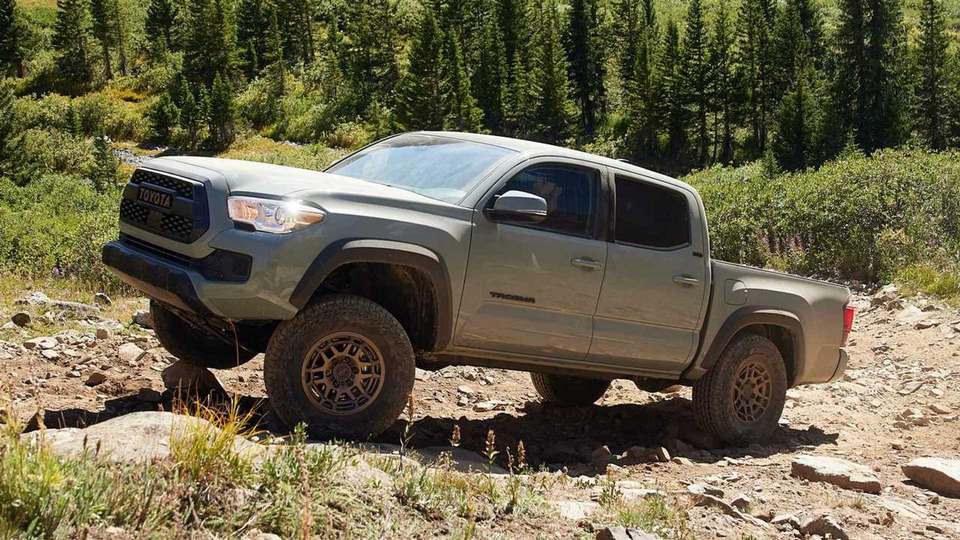 Toyota Tacoma dan 4Runner Generasi Baru Akan Berbasis Hilux