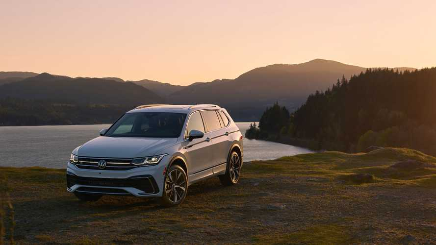 Volkswagen Tiguan Allspace 2022 (EUA)