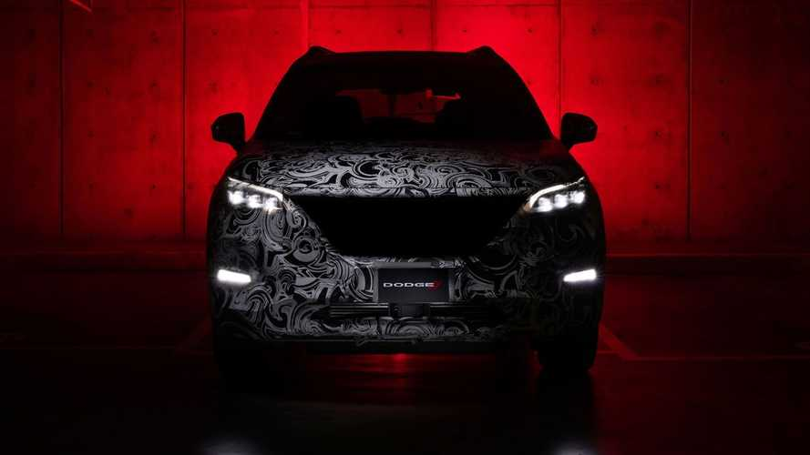 Dodge lançará novo SUV médio com DNA chinês na América Latina