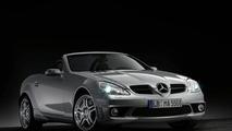 Mercedes AMG SLK 55 AMG