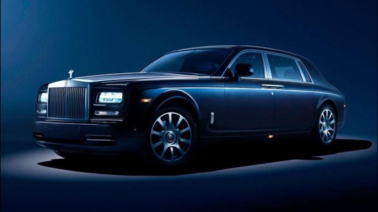 [Copertina] - Rolls-Royce Celestial Phantom