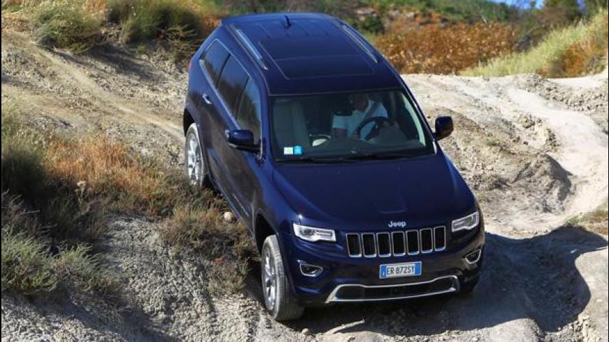 Ai Salotti del Gusto con Jeep Grand Cherokee
