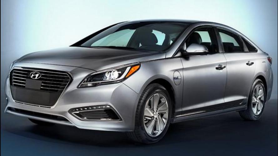 [Copertina] - L'ibrido Hyundai si rinnova, ma non per l'Italia