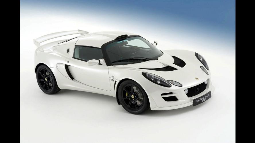 Lotus Exige S model year 2010