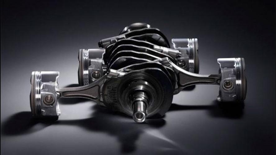 Il motore a combustione interna protagonista fino al 2050