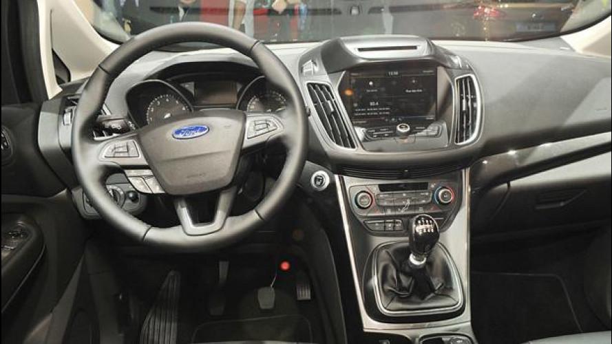 Salone di Parigi, il Ford SYNC è ancora più integrato