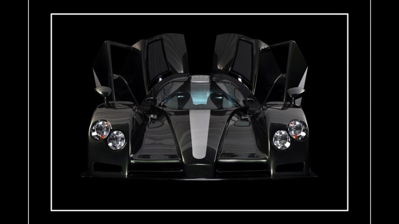 Barnard V8