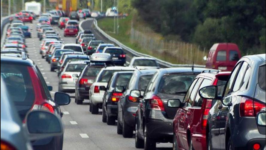 [Copertina] - Esodo di Pasqua, traffico intenso da venerdì 29 marzo