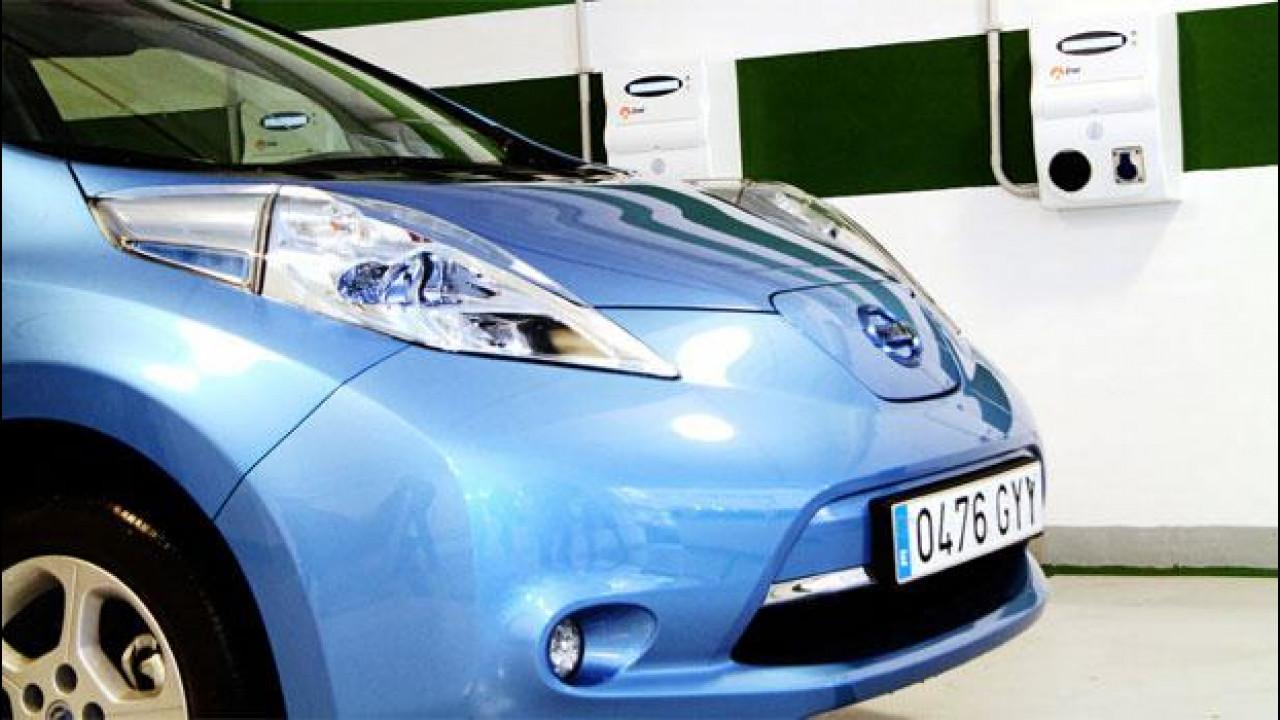 [Copertina] - Incentivi alle auto elettriche dal 2013 al 2015