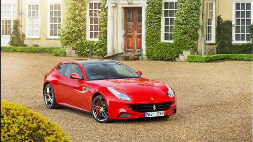 Ferrari è il marchio più amato in Gran Bretagna