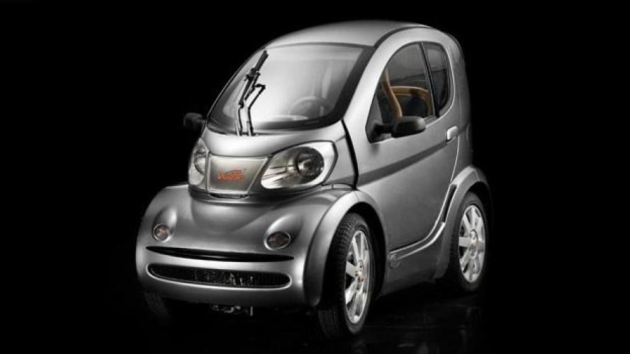 Volpe, microcar E-Rev 2 posti con design Zagato