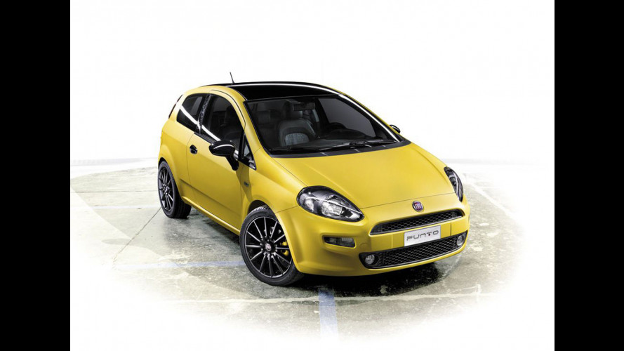 "Fiat Punto 2012 ""Born this way"""