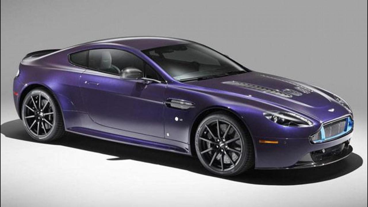 [Copertina] - Aston Martin, poker di Q a Pebble Beach