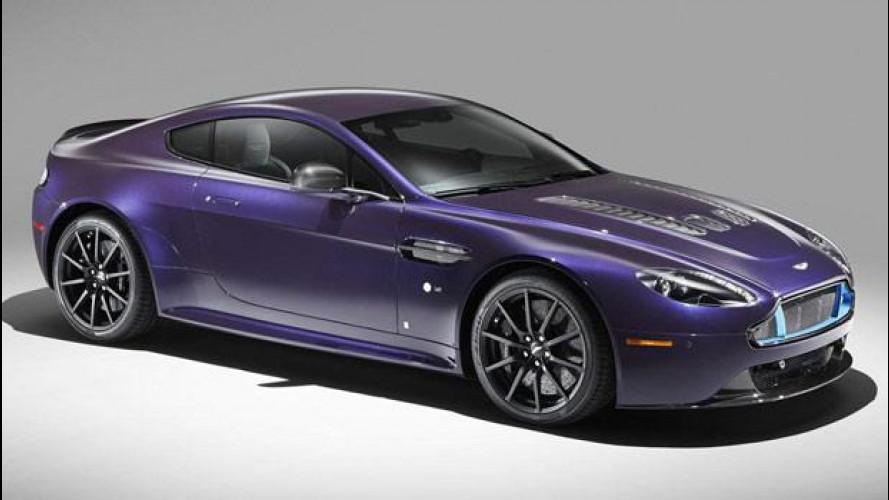Aston Martin, poker di Q a Pebble Beach