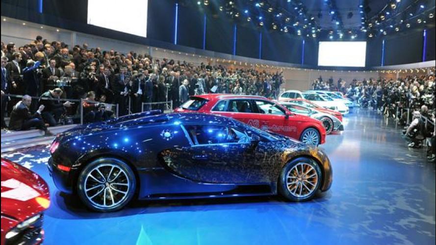 Volkswagen Group Night, al Salone di Ginevra si fanno le ore piccole