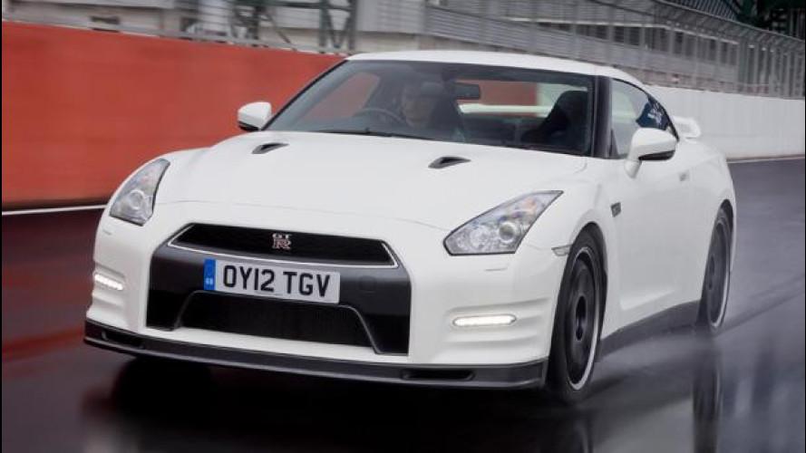 Nissan GT-R Track Pack: solo per giapponesi e inglesi
