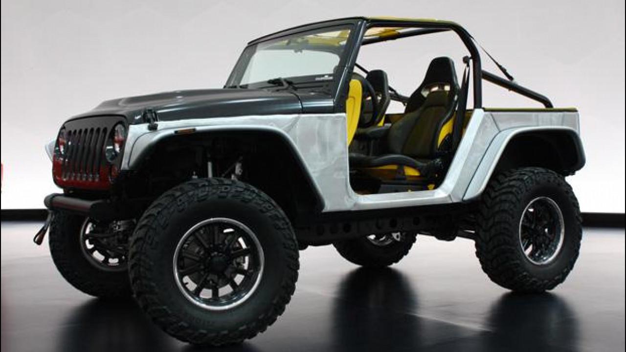 [Copertina] - Jeep Wrangler Stitch Concept: uno sguardo alla futura Wrangler?