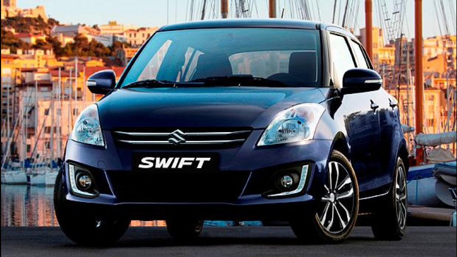 Suzuki Swift Posh Edition, eleganza al femminile
