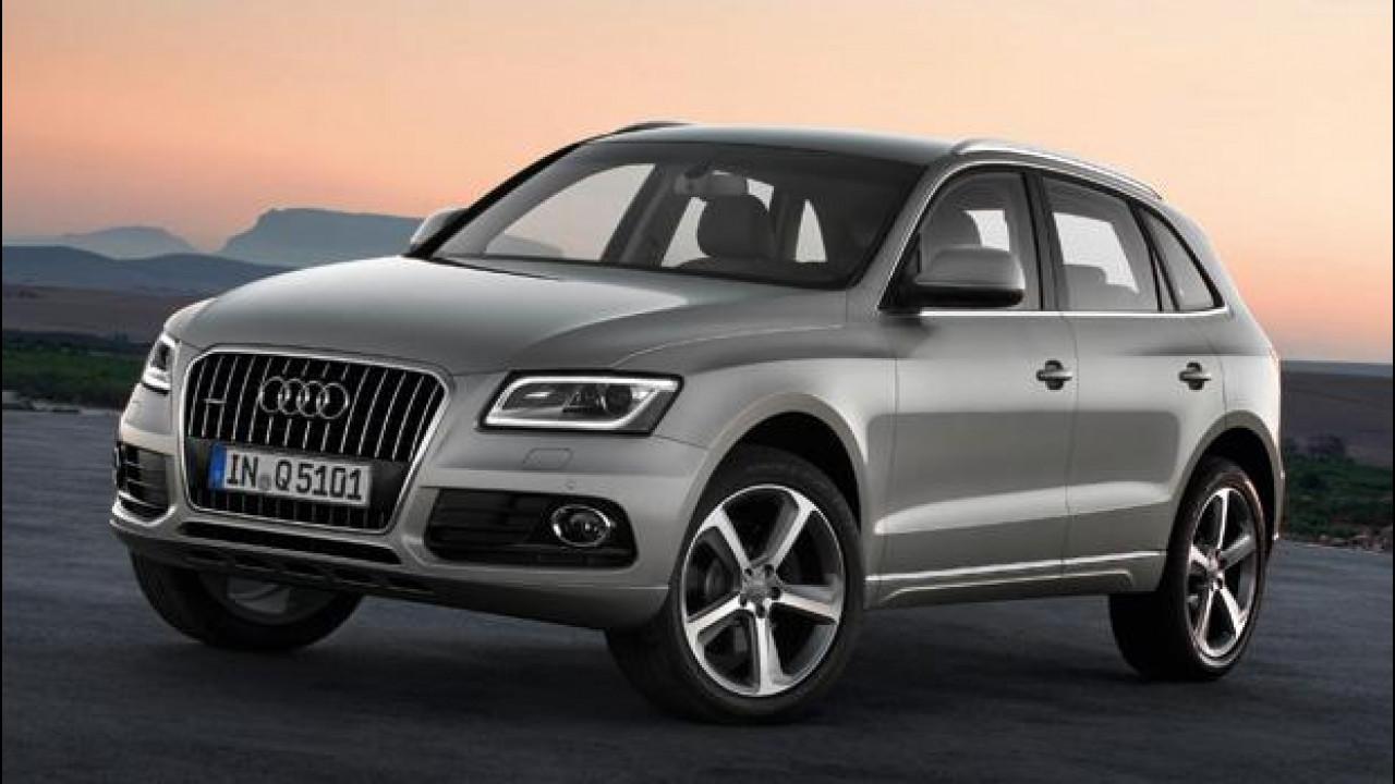 [Copertina] - Audi Q5 restyling