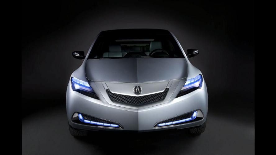 Acura ZDX: la risposta alla X6