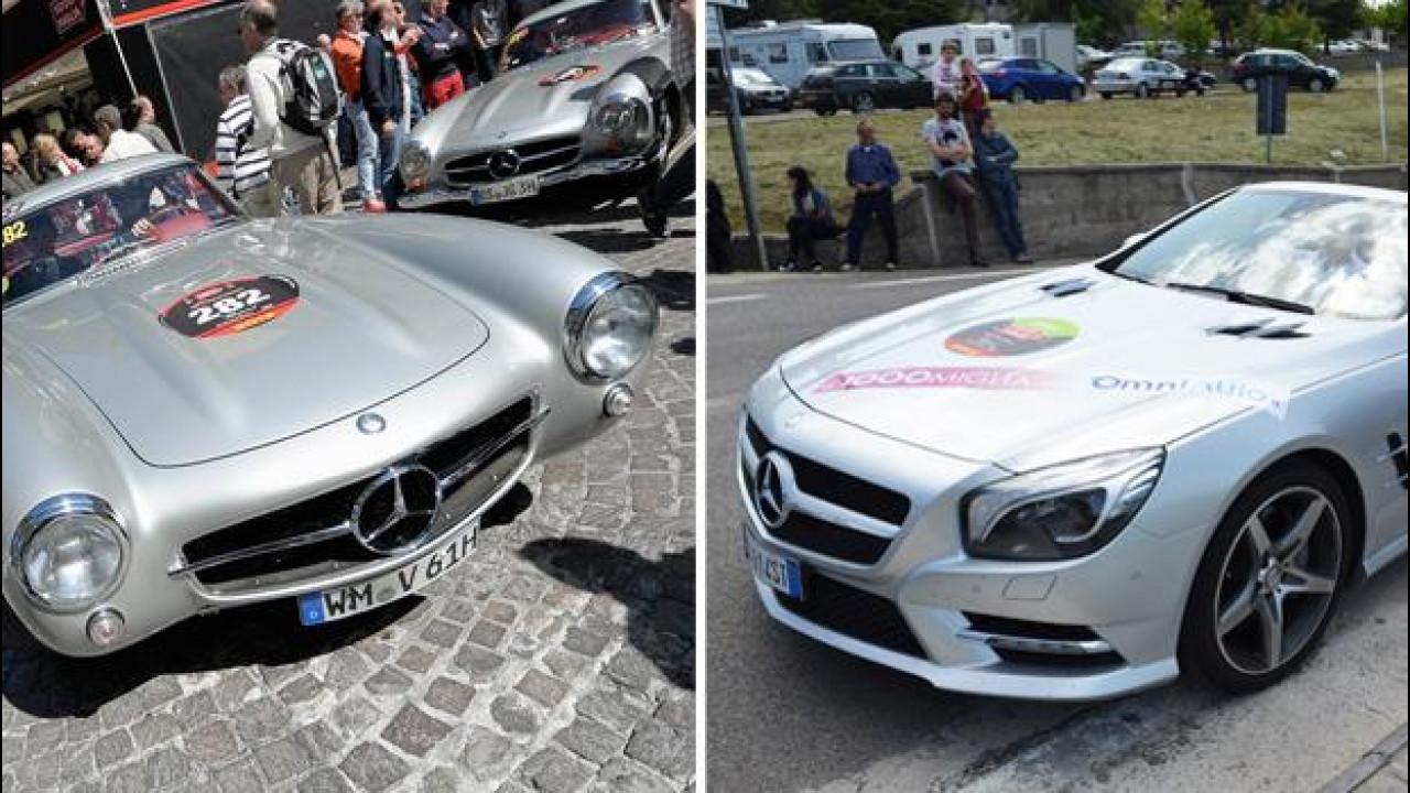 [Copertina] - Mercedes SL, 60 anni di