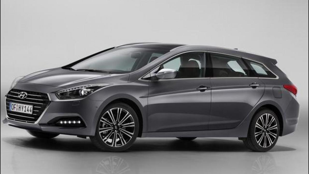 [Copertina] - Hyundai i40, restyling con un tocco di Genesis