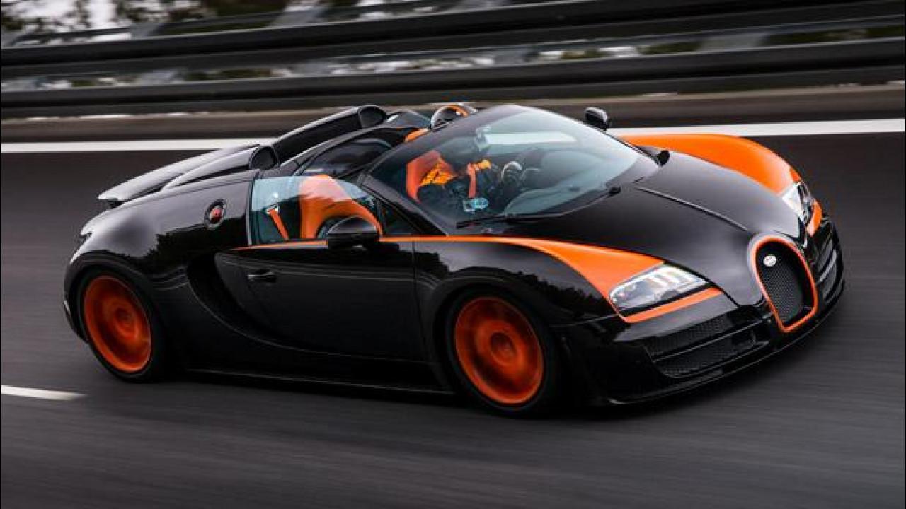 [Copertina] - Bugatti Veyron 16.4 Grand Sport Vitesse WRC Edition