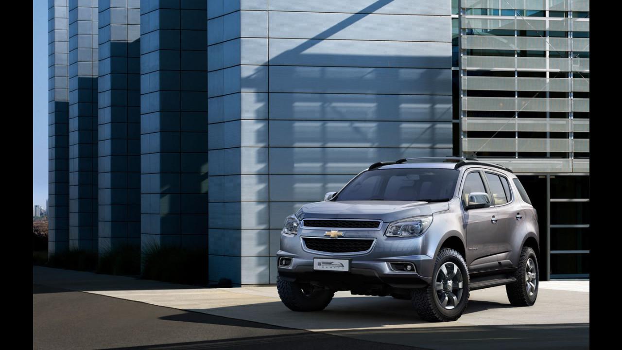 Nuova Chevrolet Trailblazer