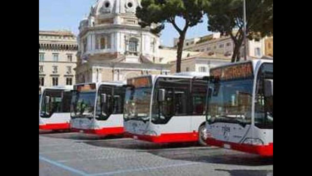 [Copertina] - Sciopero trasporti a Roma lunedì 13 maggio, tutte le informazioni