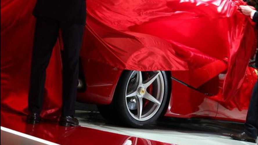 Ferrari Blue NART, la supercar da 2,5 milioni è per gli USA