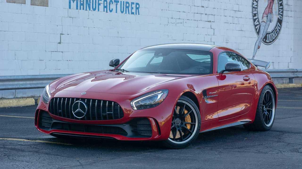 12. 2018 Mercedes-AMG GT R
