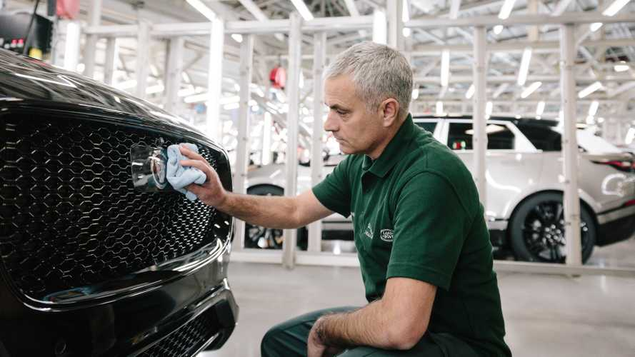 Jaguar Land Rover announces Brexit production stoppage