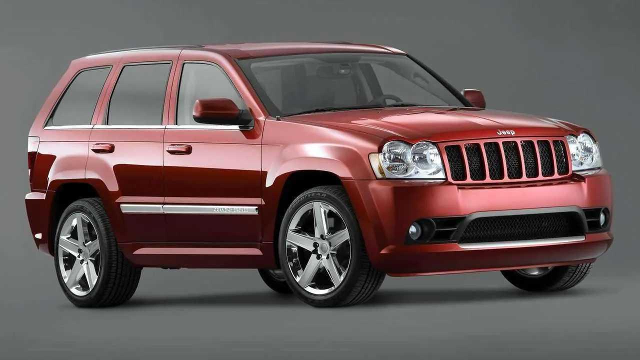 Jeep Grand Cherokee 6.1 V8 HEMI SRT8