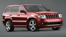 Jeep Grand Cherokee 6.1 V8 HEMI SRT8