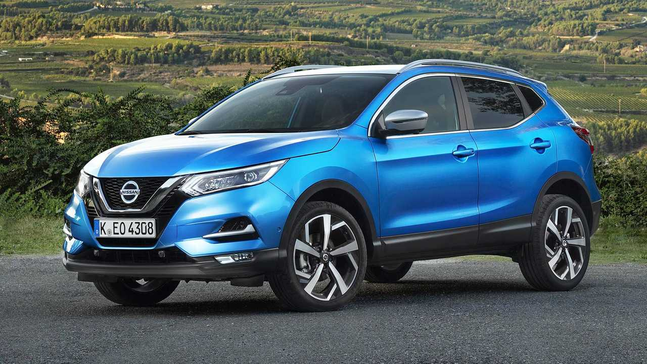 2020 Nissan Qashqai Pictures